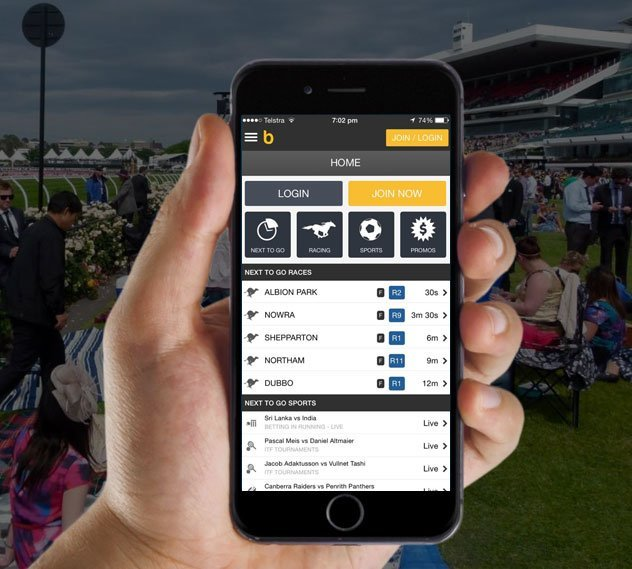 Bookmaker betting app for iphone buy bitcoins india