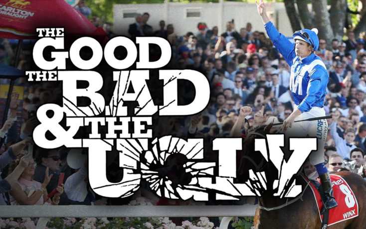 The Good, The Bad and The Ugly – April 18th Edition